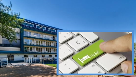 Create hotel website with online booking