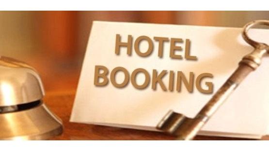 Программа для бронирования отелей
