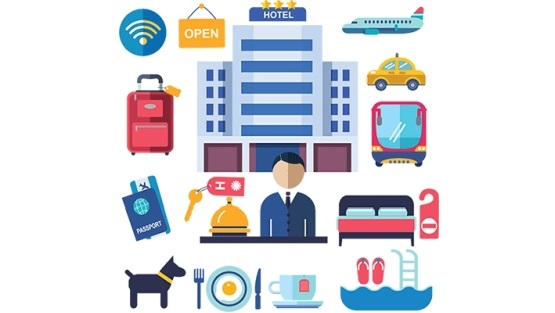 Bed and breakfast management system with online booking