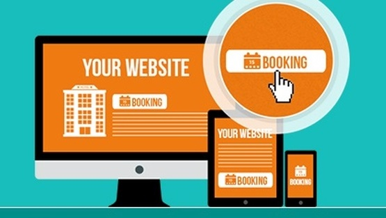 Online hotel reservation system website